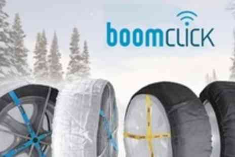 Boomclick - Set of Four Atli KA Standard Tyre Snow Socks - Save 50%