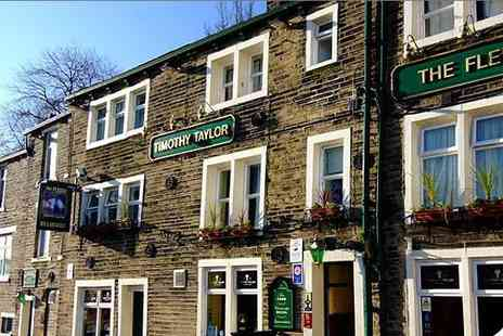 The Fleece Inn - Two night Yorkshire stay - Save 63%