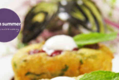 Indian Summer - At Home Three Course Indian Cookery Experience - Save 59%