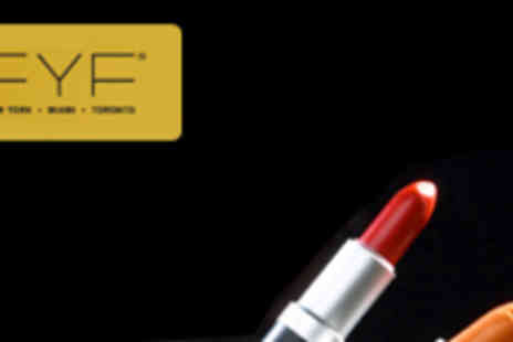 FYF Cosmetics - £30 to Spend on Make Up - Save 50%
