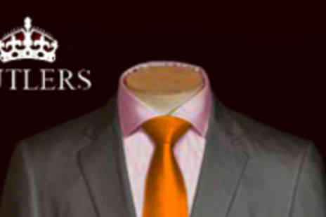 Cutlers of London - Bespoke Savile Row Suit - Save 60%