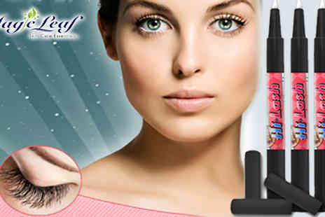 Magic Leaf - Get longer lashes today with this Hi Lash Eyelashes Enhancer - Save 80%