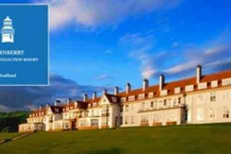 Turnberry Resort - One Night Stay for Two With Three Course Meal and Breakfast - Save 75%