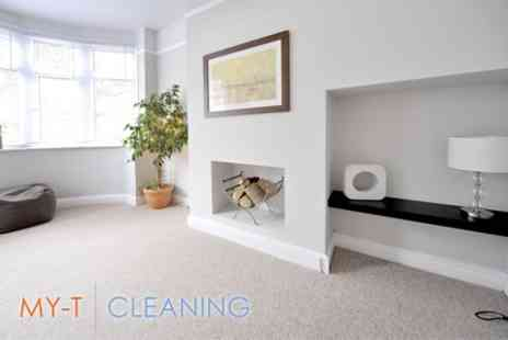 MY-T Cleaning - Carpet Cleaning For One Rooms - Save 61%