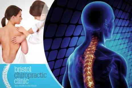 Bristol Chiropractic Clinic - Consultation, Postural Analysis and One Treatments - Save 58%
