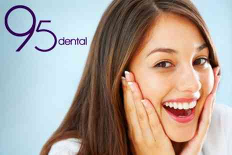 Clinic 95 - Dental Implant - Save 64%