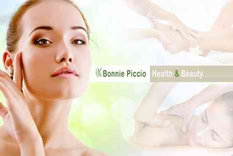 Bonnie Piccio Health - One Hour Facial With Head Massage - Save 52%