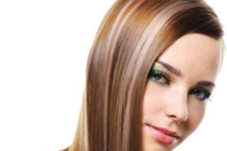 Zest Hair & Beauty - Foil highlights, a wash, cut and blow dry - Save 51%