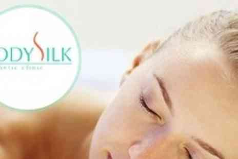 Body Silk - £20 Choice of Luxurious Treatment inc Swedish Massage, Facial, Manicure or Pedicure - Save 71%