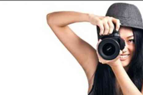 Pinkspiration - Three Hour DSLR Photography Course - Save 73%