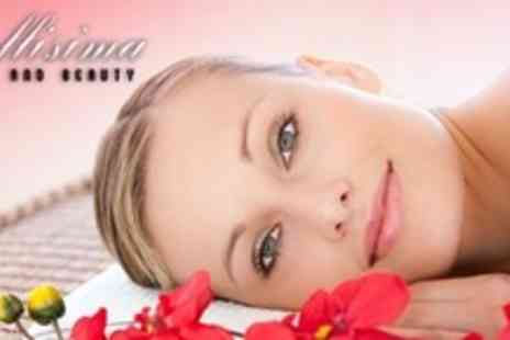 Bellisima Nails and Beauty - Winter Warmer Package of Aromatherapy Facial - Save 65%