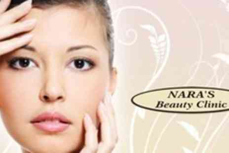 Nara's Beauty Clinic - Three Microdermabrasion Treatments - Save 76%
