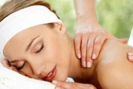 Beauty And The Beach - Dermalogica Microzone Facial Plus Deep Tissue Back Massage - Save 61%