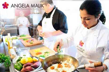 Angela Malik Cook School - Learn How to Cook Thai, Indian or Vietnamese Cuisine for £36 - Save 52%