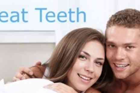 Neat Teeth - Whitening Pen and Consultation - Save 82%
