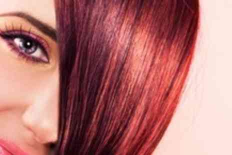Colour Keys - Full Head of Highlights or Colour With Conditioning Treatment - Save 55%