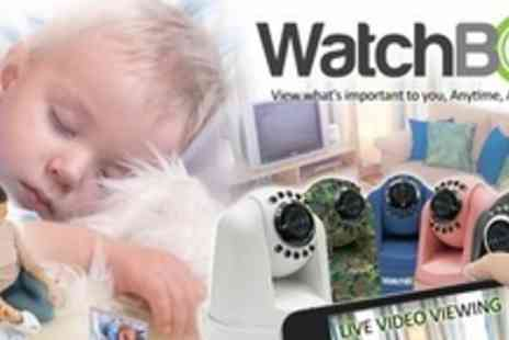 My Gadgets and Gifts - One WatchBot On The Go Home Monitoring Cameras - Save 76%