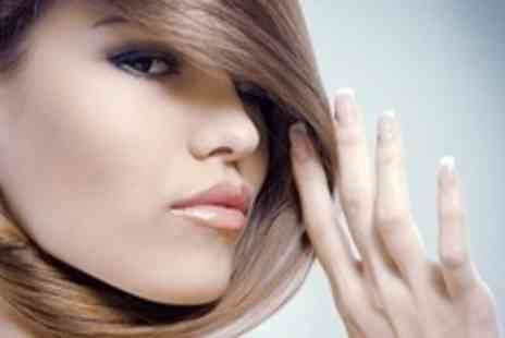 Adesso - Cut and Blow Dry With Hair Treatment - Save 66%