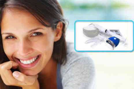 The Smile Spa - £19.99 for a laser Teeth Whitening Kit worth £99 - Save 80%