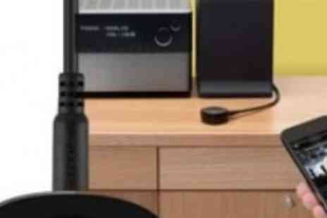 Belkin - Belkin Mini Bluetooth Music Receiver Stream Music From Anywhere - Save 64%
