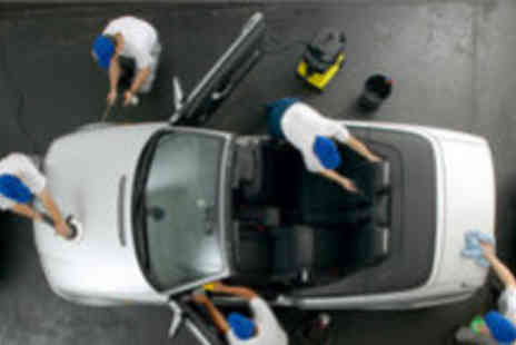 Waterless Car Valeting - Full car valet - Save 61%