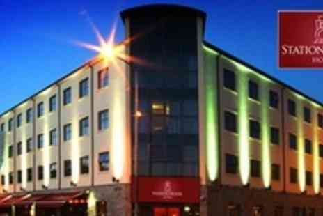 Station House Hotel Letterkenny - Two Night Stay For Two With Breakfast - Save 60%