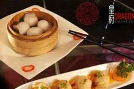 Dragon I - Two Course Chinese Meal With Rice For Four - Save 63%