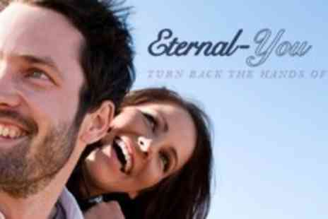 Eternal You - Laser Teeth Whitening Plus Stain Removal - Save 58%