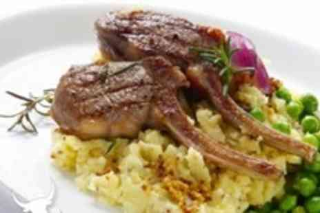 Old Barn Steakhouse - Choice of Steak Sea Bass or Roast Chicken Meal - Save 53%