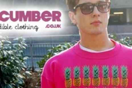 QCumber.co.uk - Two QCumber Jumpers in Choice of Designs and Sizes - Save 60%