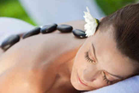 Beauty Boss - Hot Stone Back Treatment and Stimulated Scalp Massage - Save 75%