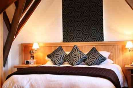 Tewin Bury Farm Hotel - In Herts Gourmet Historic Farm Hotel Stay - Save 37%
