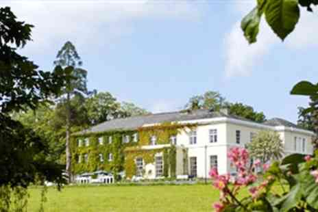 The Chase Hotel - Herefordshire Stay with AA-Rosette Dining- Save 46%