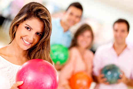 The Bromborough Bowl - Game of bowling for up to 6 people - Save 70%