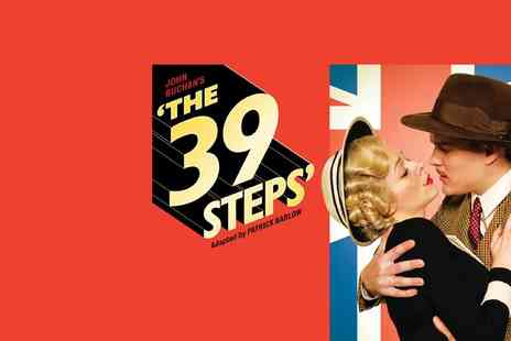 Ingresso Group - The 39 Steps Criterion Theatre London - Save 50%