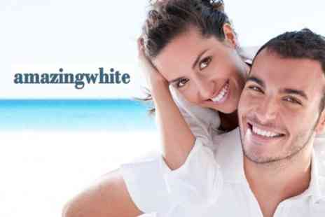Amazing White - Teeth Whitening - Save 51%