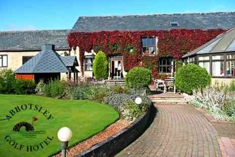 Abbotsley Golf Hotel - One Night Stay For Two With Breakfast - Save 50%