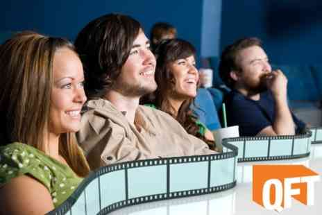 Queens Film Theatre - Independent Cinema Tickets For Two With Coffee - Save 51%