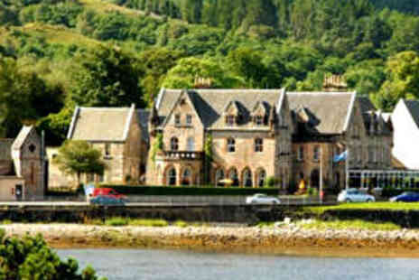 The Ballachulish Hotel - Two Night Scottish Highlands Hotel Stay for Two - Save 51%