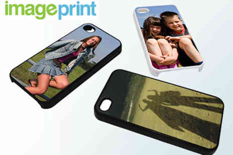 Image Print - Personalised Phone Covers - Save 62%