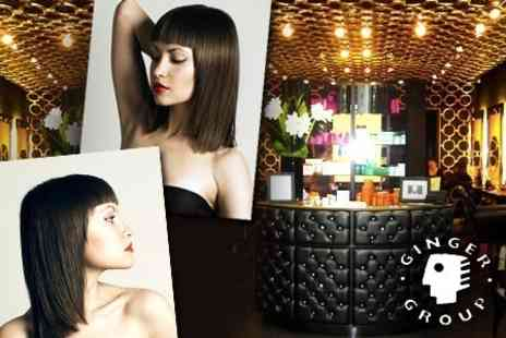 Ginger Group - £75 for a Revolutionary Brazilian Blow Dry including a Wash and Cut with Choice of Five Locations at Award Winning Salon - Save 72%