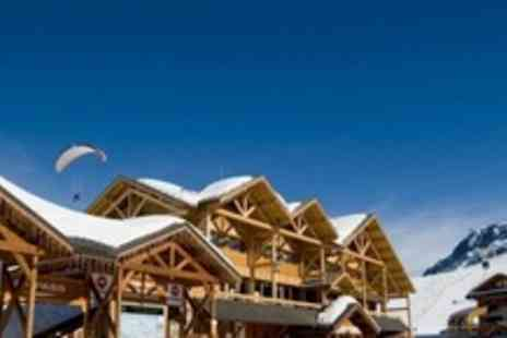 Take Me To Ski - Four Night Ski Break With Breakfast - Save 59%