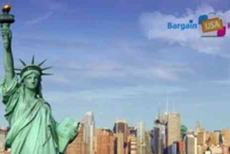 Bargain USA Holidays - Four Nights in New York For Two With Breakfast, Sightseeing Cruise and Skyride Tickets - Save 57%