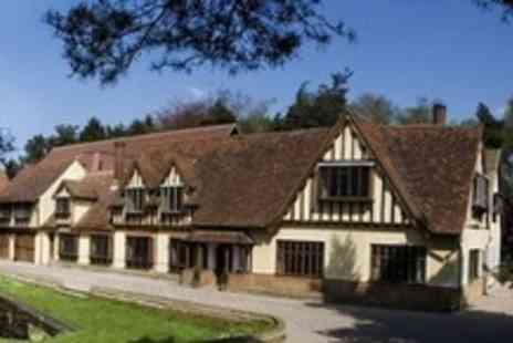 Great Hallingbury Manor -  Two Night Stay For Two With Breakfast Each Morning - Save 56%