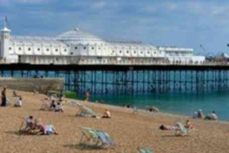Thistle Hotel Brighton - One Night Stay For Two With Breakfast, Use of Leisure Facilities - Save 59%
