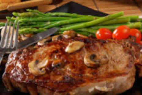 Sizzle and Grill - Meal for two  - Save 67%