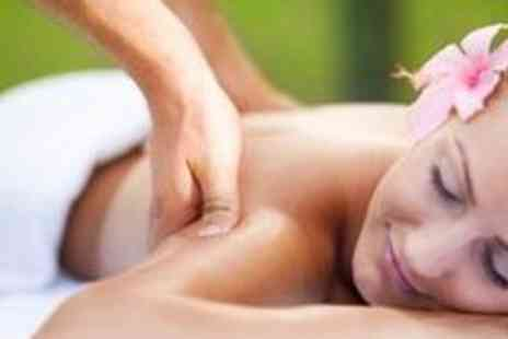 Helen McConnell at City Beach - £16 for a 60 Minute Full Body Aromatherapy Massage - Great Christmas Gift Idea - Save 60%