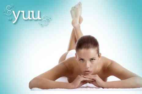 Yuu Beauty & Well-Being - Six IPL Hair Removal Sessions on Three Small Areas Such as Lip, Chin and Underarmsfor £99 - Save 84%