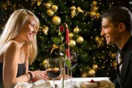 The Waterside Hotel - Three Course Festive Feast With Disco and Christmas Quiz - Save 59%