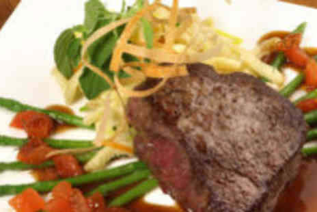 Cameron s Brasserie - Two main courses and two sides from the lunch menu  - Save 62%